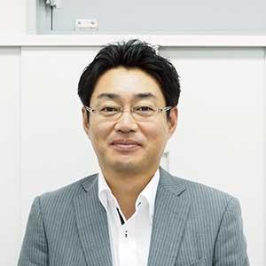 汐留社会保険労務士法人埼玉支店支店長滝田暁一のポートレート